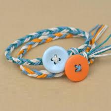 easy bracelet images How to make an easy friendship bracelet blitsy jpg