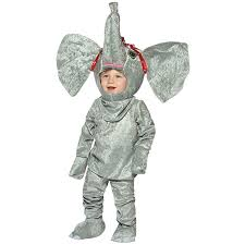 Elephant Halloween Costume Baby Elephant Costumes Toddlers Halloween Wikii