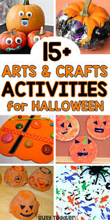 Halloween Craft Ideas For Toddlers - halloween activities for toddlers busy toddler