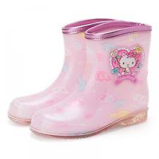 sanrio kitty boots strawberry 16 cm shoes japan kids