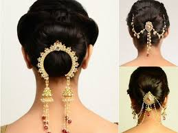 hair bun accessories 20 chic indian bridal hair accessories to die for hair