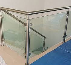Stainless Steel Banisters Art Of Stainless Balustrades Stainless Steel Balustrades