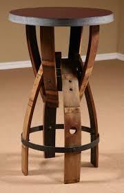 Wine Barrel Patio Table Wine Barrel Patio Furniture Wine Barrel Side Table Patio Table