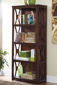 Solid Wood Bookcase Contemporary Solid Wood Bookcase Chicago Furniture Stores