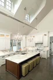 Linear Island Lighting Sloped Ceiling Lighting Solutions Adorable Kitchen Island Lighting