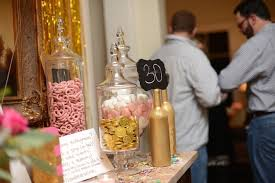 Gold And Pink Party Decorations Kara U0027s Party Ideas Pink Gold And Old 30th Birthday Party Ideas
