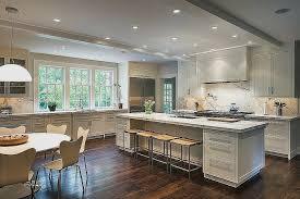 idee deco cuisine ouverte sur salon couleur salon cuisine ouverte pour idees de deco de cuisine best of
