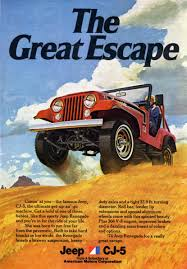 jeep cherokee ads 1974 jeep cj 5 renegade
