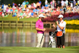 si e confort pour caddie dustin johnson s brotherly rivalry with caddie has propelled