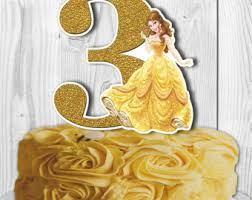 beauty and the beast cake topper beauty and the beast cake topper etsy
