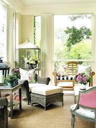vintage home interior pictures screened porch plants create an outdoor porch retreat home interior