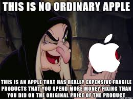 Snow White Meme - snow white and the fragility of apple products meme on imgur