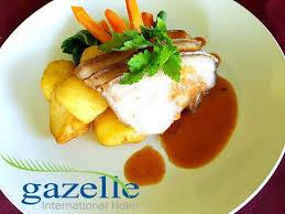 gazelle cuisine gazelle international hotel home