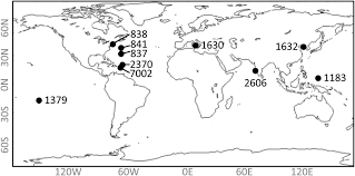 Pcc Sylvania Map Effect Of Temperature On Photosynthesis And Growth In Marine