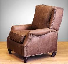 Brown Leather Recliner Barcalounger Ashton Ii Recliner Chair Leather Recliner Chair