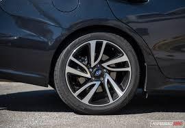 subaru factory wheels 2017 subaru levorg gt s review performancedrive