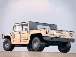 military hummer h1 h1 3d dxf