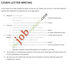 Best Words To Use In A Resume by Excellent Tips For Writing A Cover Letter 8 How To Write Proper