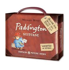 paddington suitcase book paddington bear amazon