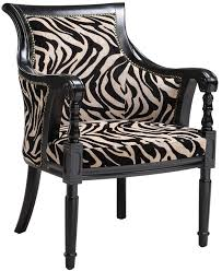 Classic Animal Print Living Room Furniture Home Design Lover - Printed chairs living room