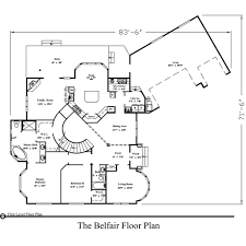 Single Story House Floor Plans Pretentious 14 3000 Square Foot Single Story Floor Plans 1 House