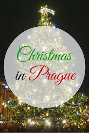 christmas in prague when family comes to visit home behind
