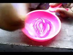 cara membuat slime menggunakan lem fox tanpa borax cara membuat slime mudah dan cepat tanpa borax dan gom part2 youtube