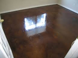 concrete stain for garage floor diy and home ideas pinterest