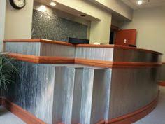 Rem Suflo Reception Desk Modern Industrial Style Reception Desk From The Bold Companies