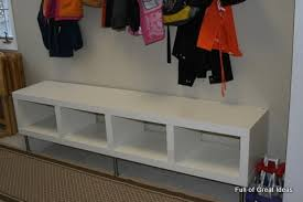 full of great ideas ikea hack easily convert expedit shelf to a