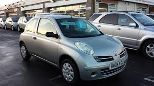 used nissan micra s manual cars for sale motors co uk