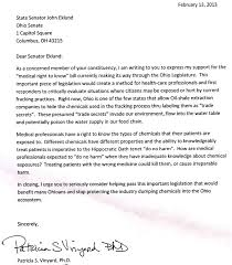 letter to senator template letter to president obama from