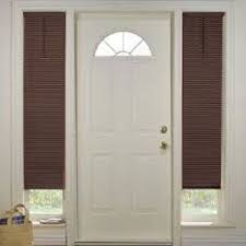 Sidelight Panel Blinds Sidelight Miniblinds Miniblinds For Door Sidelight Stardecorating Com