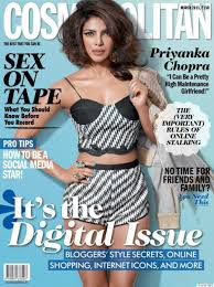 cosmopolitan priyanka chopra is a total bombshell on the cover of cosmopolitan