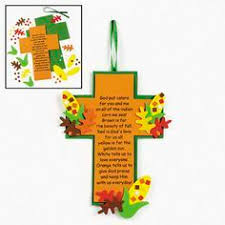 christian crafts for thanksgiving for a craft