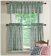 Green Checkered Curtains Black And White Checkered Curtains Amazing Gingham Curtain