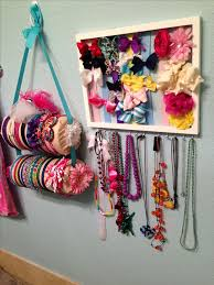 hair accessory organizer best 25 hair clip organizer ideas on toddler