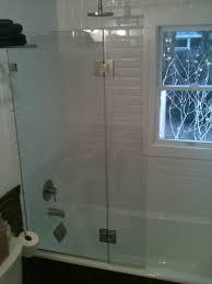 omg shower doors custom glass long island shower doors mineola ny