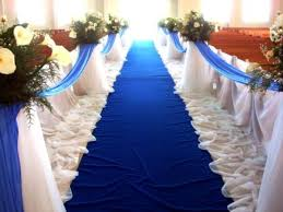 royal blue and silver wedding royal blue wedding decorations wedding corners