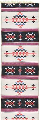 Dhurrie Runner Rugs Modern Tribal 3 By 9 3 X 9 Runner Kilim Dhurrie Blue