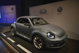 bug volkswagen 2015 beetle mania in new york volkswagen presents four new versions of