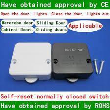 Closet Door Switch 202 Switch Closet Doors Wardrobe Switch Sliding Door