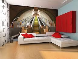 Amazon Wall Murals Subway Back Drop Behind Seating London Pinterest Bedroom