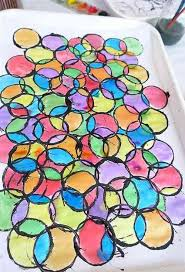 Kids Stained Glass Craft - 29 surprisingly easy craft ideas for kids canvas factory