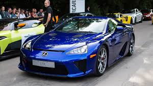 lexus sport car lfa stop everything there are 12 never sold lexus lfas in the u s