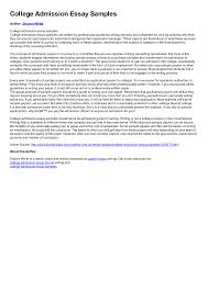 Nursing Entrance Essay Examples Admission Essay Trueky Com Essay Free And Printable