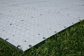 outdoor floor rental fast deck portable flooring 3 x 4 grand rental station