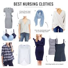 nursing tops the best nursing clothes jillian harris