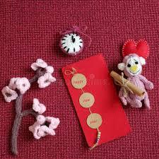 tet envelopes monkey happy new year tet stock image image of asia