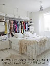 Here Is Another Closet Idea If Your Space Is Large Enough And by 28 Easy Solutions To Your Closet Problems